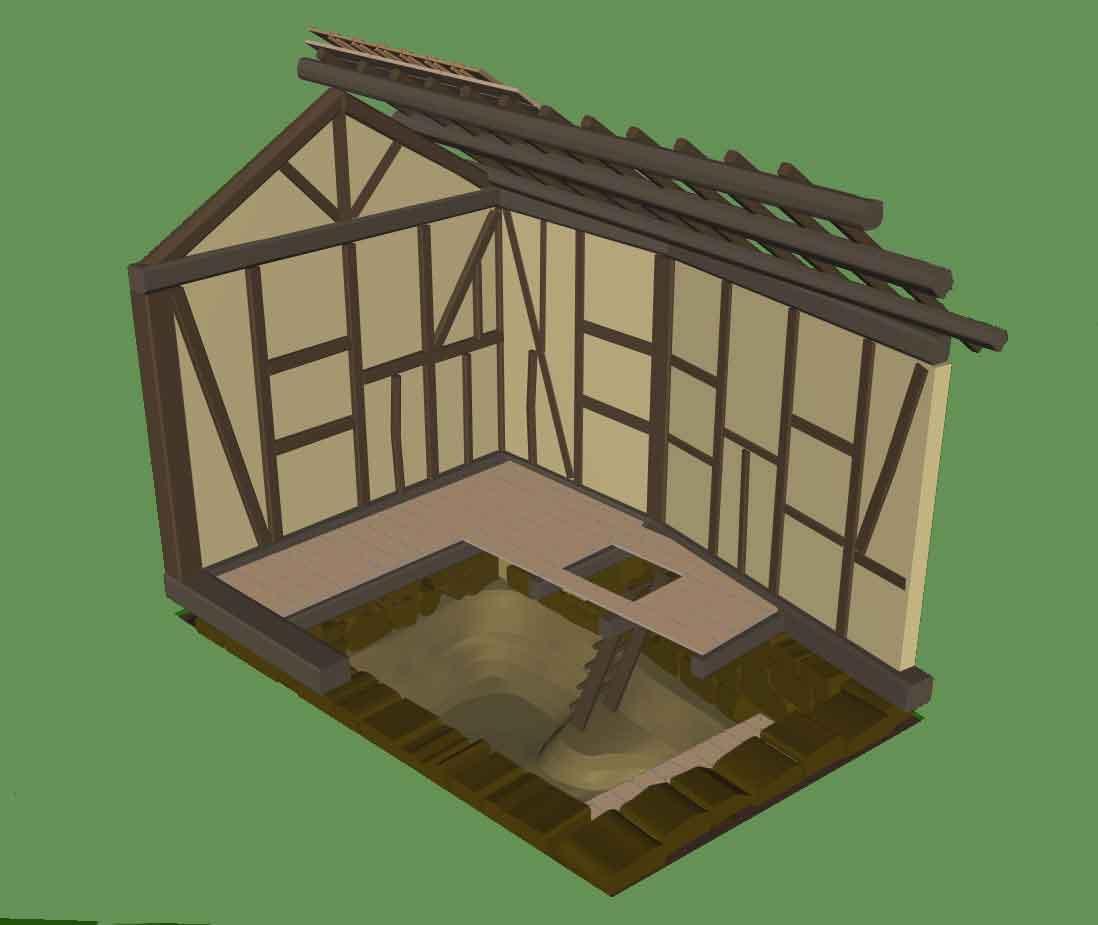 Figura 15 for Personalizzate case con telaio
